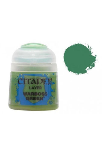 Picture of Citadel Paint: Layer - Warboss Green