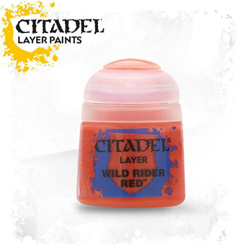 Picture of Citadel Paint: Layer - Wildrider Red