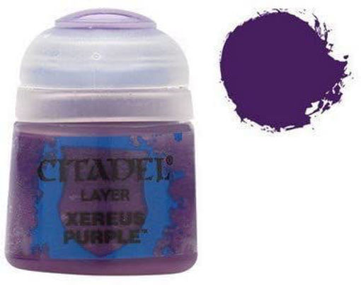 Picture of Citadel Paint: Layer - Xereus Purple