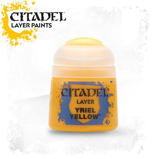 Picture of Citadel Paint: Layer - Yriel Yellow