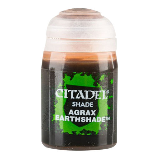 Picture of Citadel Paint: Shade - Agrax Earthshade 24ml