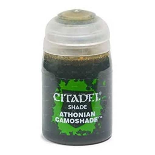 Picture of Citadel Paint: Shade - Athonian Camoshade 24ml
