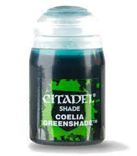 Picture of Citadel Paint: Shade - Coelia Greenshade 24ml