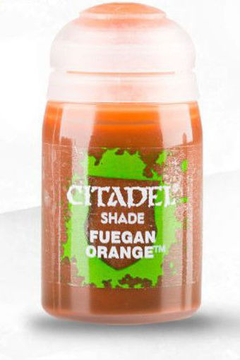 Picture of Citadel Paint: Shade - Fuegan Orange 24ml