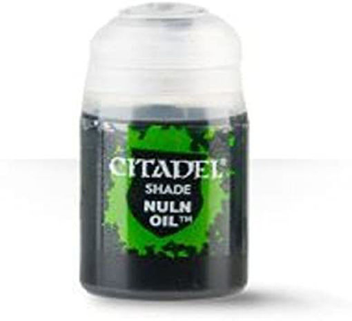Picture of Citadel Paint: Shade - Nuln Oil 24ml
