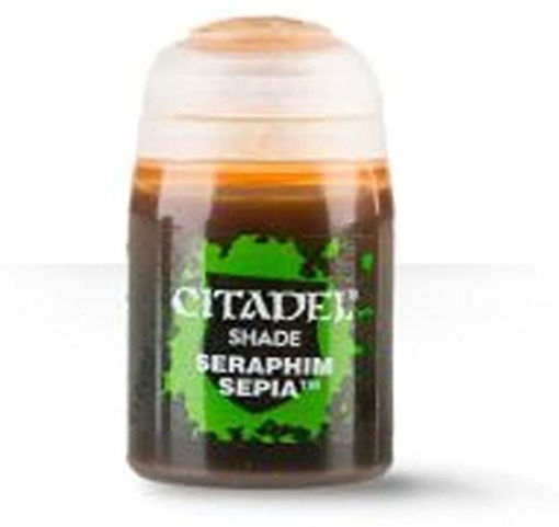Picture of Citadel Paint: Shade - Seraphim Sepia 24ml