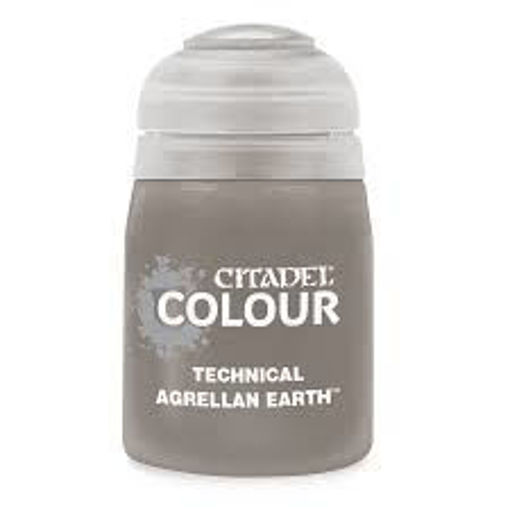 Picture of Citadel Paint: Technical - Agrellan Earth 24ml