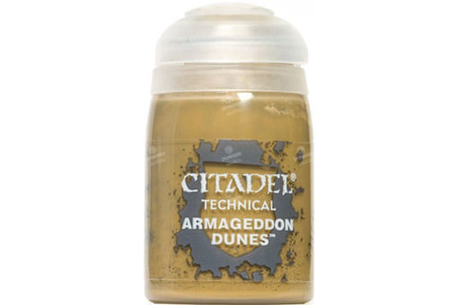 Picture of Citadel Paint: Technical - Armageddon Dunes 24ml