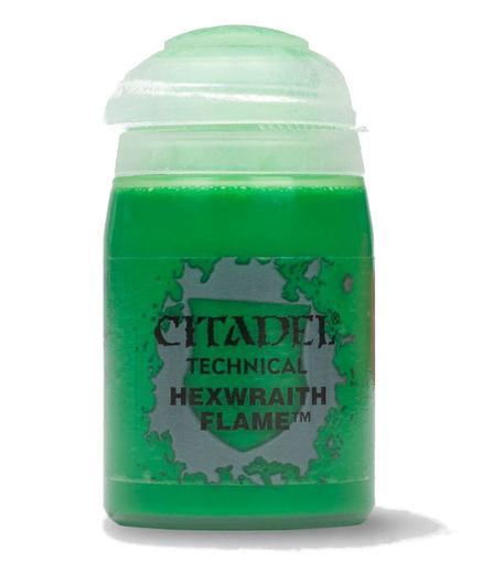Picture of Citadel Paint: Technical - Hexwraith Flame (24ml)