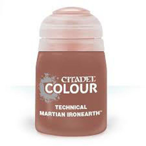 Picture of Citadel Paint: Technical - Martian Ironearth 24ml