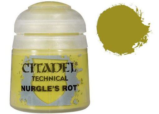 Picture of Citadel Paint: Technical - Nurgles Rot
