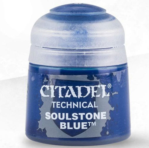 Picture of Citadel Paint: Technical - Soulstone Blue 12ml