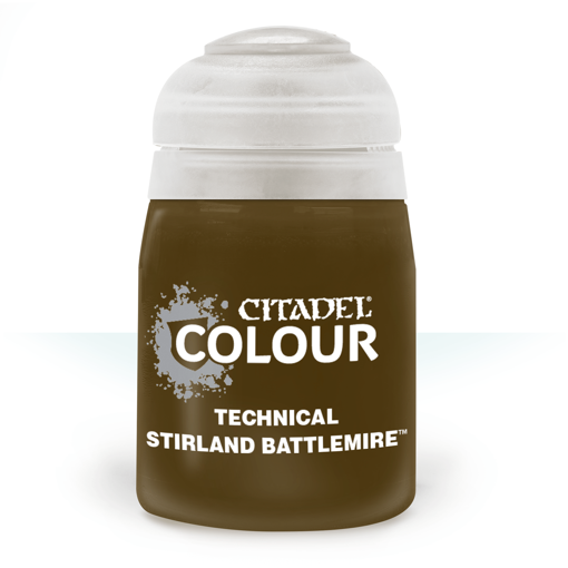 Picture of Citadel Paint: Technical - Stirland Battlemire 24ml