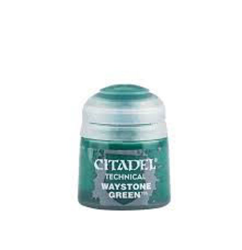 Picture of Citadel Paint: Technical - Waystone Green 12ml