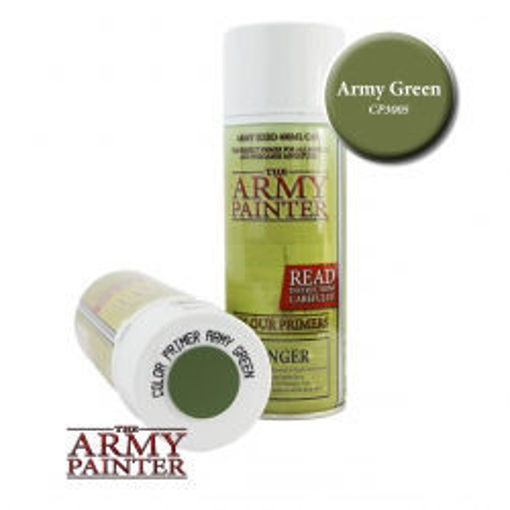 Picture of Colour Primer: Army Green