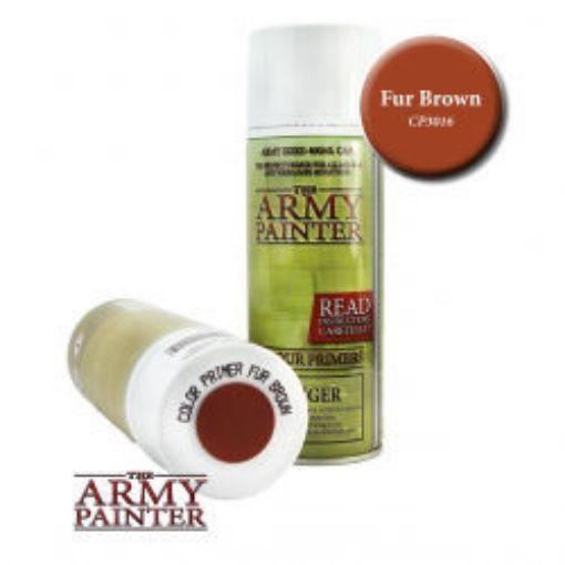 Picture of Colour Primer: Fur Brown