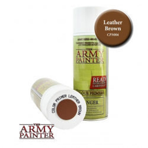 Picture of Colour Primer: Leather Brown