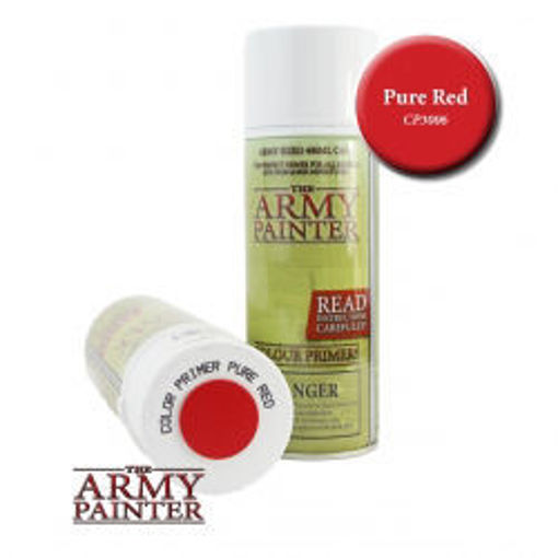 Picture of Colour Primer: Pure Red