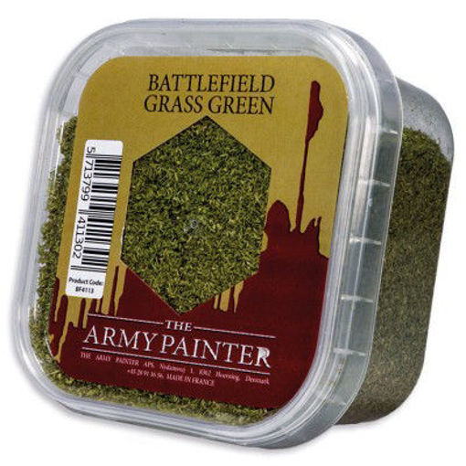 Picture of Battlefields Essential: Grass Green Scatter