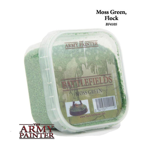 Picture of Battlefields Essential: Moss Green Scatter