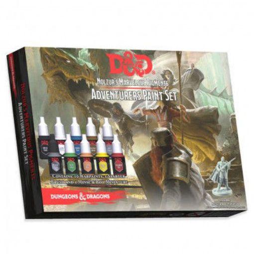 Picture of Dungeons & Dragons Nolzur`s Marvelous Pigments: Adventurers Paint Set