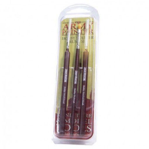 Picture of Hobby Starter: Hobby Brush Set