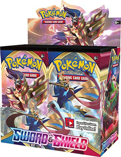 Picture of Pokémon: Sword & Shield Booster Box