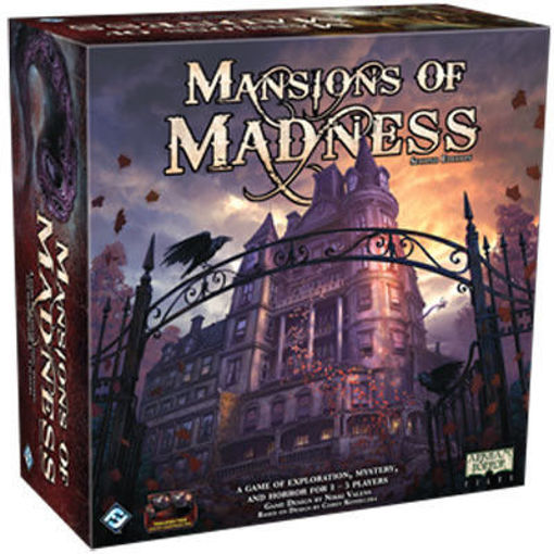 Picture of Mansions of Madness 2nd Edition