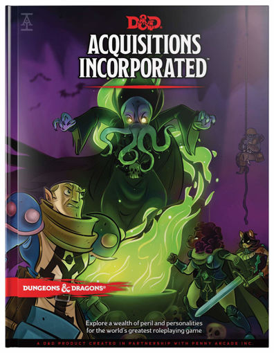 Picture of Dungeons and Dragons RPG: Acquisitions Incorporated