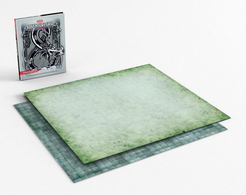 Picture of Dungeons and Dragons RPG: Adventure Grid