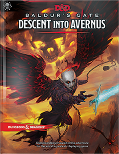 Picture of Dungeons and Dragons RPG: Baldur`s Gate - Descent into Avernus
