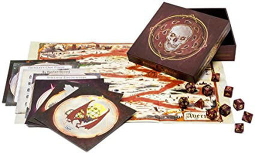 Picture of Dungeons and Dragons RPG: Baldur`s Gate - Descent into Avernus Dice