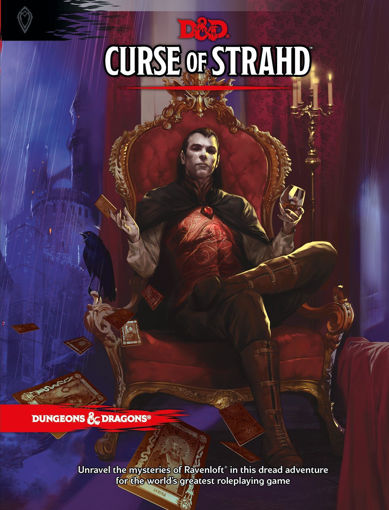 Picture of Dungeons and Dragons RPG: Curse of Strahd