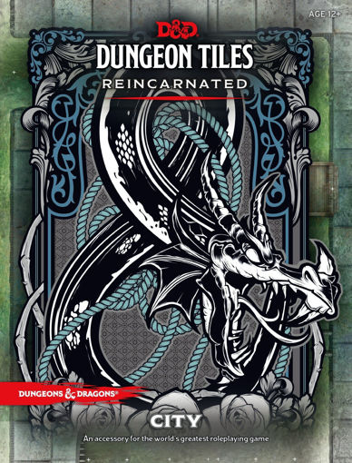 Picture of Dungeons and Dragons RPG: Dungeon Tiles Reincarnated - City