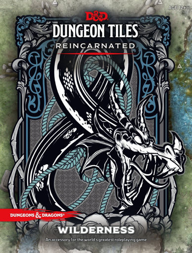 Picture of Dungeons and Dragons RPG: Dungeon Tiles Reincarnated - Wilderness