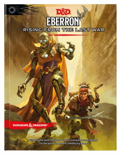 Picture of Dungeons and Dragons RPG: Eberron - Rising from the Last War