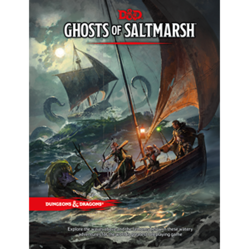 Picture of Dungeons and Dragons RPG: Ghosts of Saltmarsh