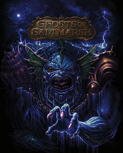 Picture of Dungeons and Dragons RPG: Ghosts of Saltmarsh Alternate Cover
