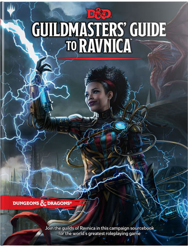 Picture of Dungeons and Dragons RPG: Guildmasters` Guide to Ravnica