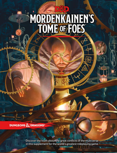 Picture of Dungeons and Dragons RPG: Mordenkainen`s Tome of Foes