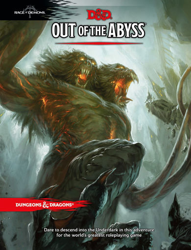 Picture of Dungeons and Dragons RPG: Out of the Abyss