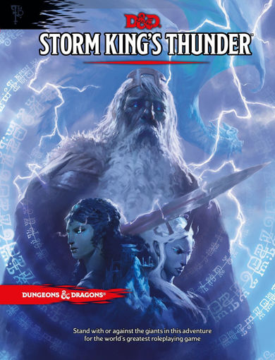 Picture of Dungeons and Dragons RPG: Storm King`s Thunder