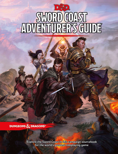 Picture of Dungeons and Dragons RPG: Sword Coast Adventurers Guide