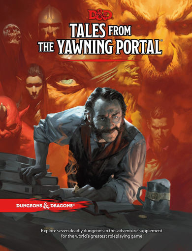 Picture of Dungeons and Dragons RPG: Tales from the Yawning Portal