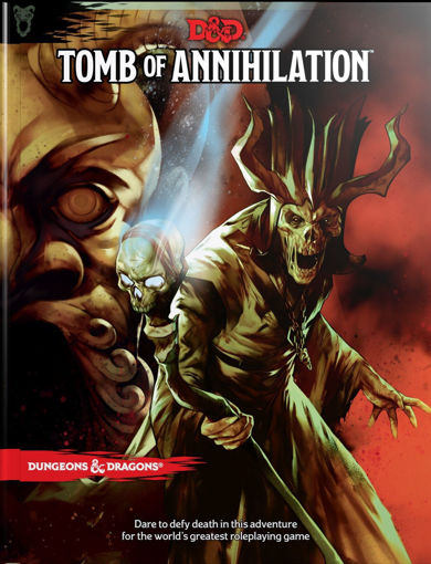 Picture of Dungeons and Dragons RPG: Tomb of Annihilation