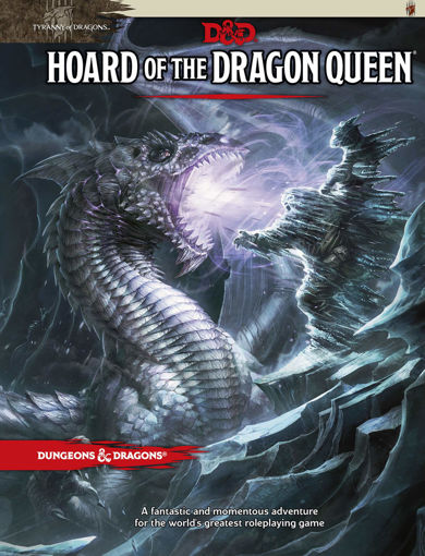 Picture of Dungeons and Dragons RPG: Tyranny of Dragons - Hoard of the Dragon Queen