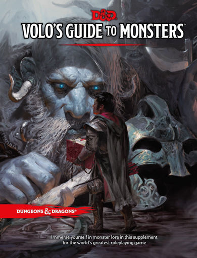 Picture of Dungeons and Dragons RPG: Volo`s Guide to Monsters