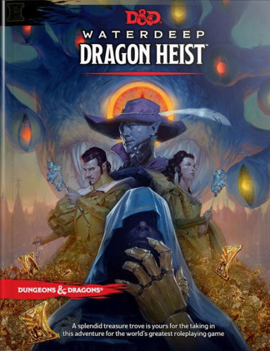 Picture of Dungeons and Dragons RPG: Waterdeep - Dragon Heist