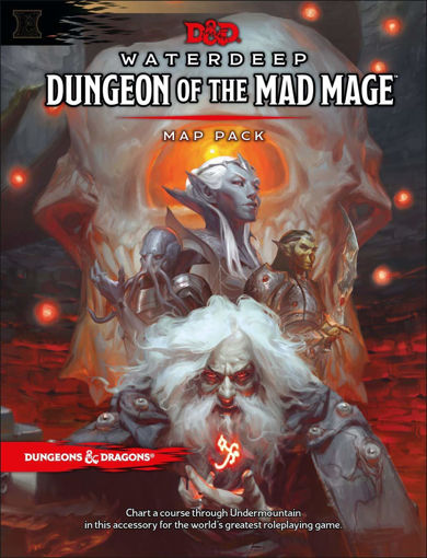 Picture of Dungeons and Dragons RPG: Waterdeep - Dungeon of the Mad Mage