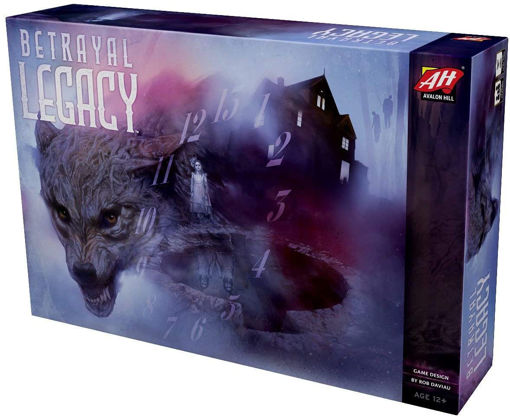 Picture of Betrayal Legacy